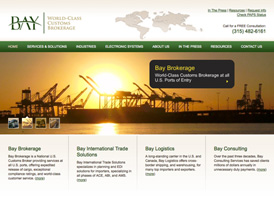Bay Brokerage Site